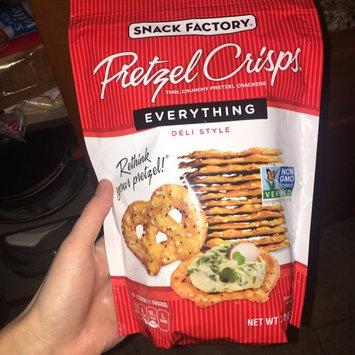 Photo of Pretzel Crisps® Crackers Variety Pack uploaded by Isabelle K.