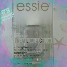 Photo of essie Treat Love & Color Nail Strengthener uploaded by Adeline P.