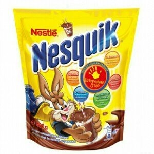 Nestlé® NESQUIK® Strawberry Flavored Powder 1.9 lb. Canister uploaded by Salma A.