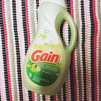 Gain Liquid Fabric Softener with FreshLock Original uploaded by Amber B.