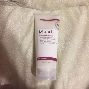 Murad Age Reform Refreshing Cleanser uploaded by Erika M.