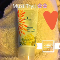 Thymes Agave Nectar Hand Cream - Natural Body Hand uploaded by Kelly R.