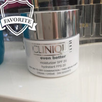 Clinique Even Better Skin Tone Correcting Moisturizer SPF 20 uploaded by Becca L.