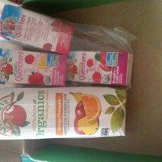 Photo of Apple & Eve® 100% Juice Organics Orange Pineapple Juice uploaded by Cynthia R.
