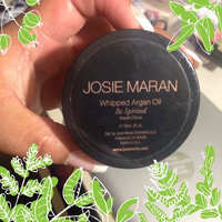 Josie Maran Whipped Argan Oil Body Butter Caramel Vanilla Wafer uploaded by Maribel L.
