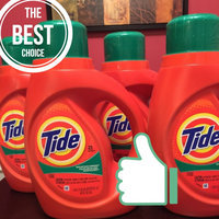 Tide Mountain Spring Scent Liquid Laundry Detergent uploaded by Bobbi M.
