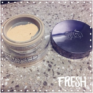 Urban Decay Naked Skin Ultra Definition Loose Finishing Powder uploaded by Shelby S.