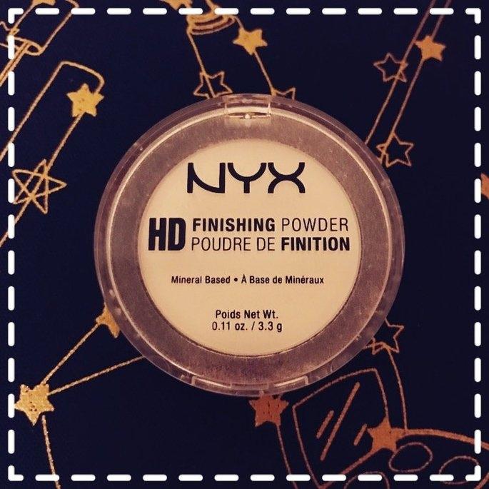 NYX Cosmetics Studio Finishing Powder uploaded by Cassandra G.