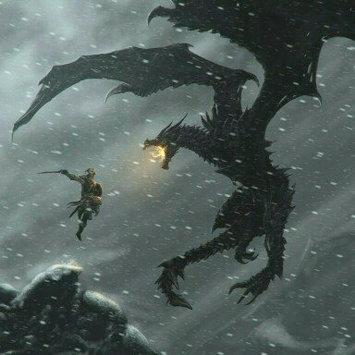 Photo of Bethesda Elder Scrolls V: Skyrim (Xbox 360) uploaded by Ashley H.
