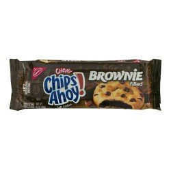 Photo of Nabisco Chips Ahoy! Chewy Brownie Soft Cookies uploaded by Rendi D.