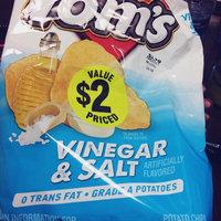 Tom's® Vinegar & Salt Potato Chips uploaded by Shishandra D.
