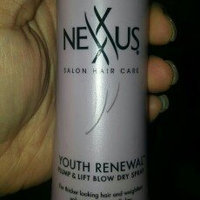 Nexxus Youth Renewal Pump & Lift Blow Dry Spray uploaded by Lindsay G.