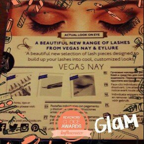 Photo of Eylure Vegas Nay Pretty Perfect Lashes uploaded by Valentina P.