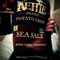 Kettle Brand® Sea Salt Potato Chips uploaded by Mariah S.