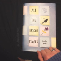 All the Bright Places (Paperback), Niven, Jennifer uploaded by Raven M.