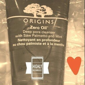 Origins Zero Oil Deep Pore Cleanser with Saw Palmetto & Mint uploaded by Ashley S.