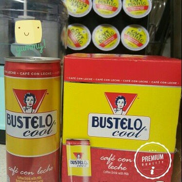 Bustelo Cool Cafe Con Leche, 8 oz, (Pack of 12) uploaded by Bianca d.