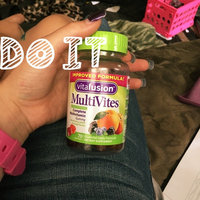 Vitafusion MultiVites Gummy Vitamins Dietary Supplement - 70 CT uploaded by Jazmyne W.