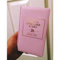 Mom's One Line a Day: A Five-Year Memory Book uploaded by Zherr Anne A.