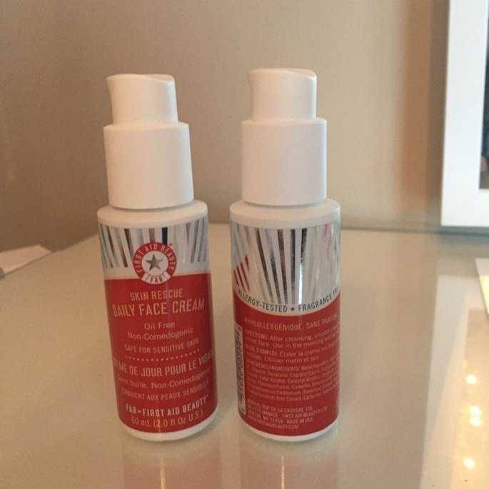 First Aid Beauty Daily Face Cream uploaded by Asia H.