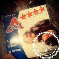 Atkins Advantage Caramel Chocolate Peanut Nougat Bar uploaded by Killian G.