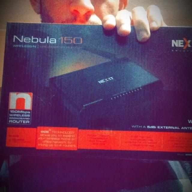 Nexxt Solutions Router Wireless Nexxt Arn01154u2 Nebula 150mbs N/g/b 4 Port Arn01154u2 uploaded by Douglas R.