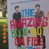 The Amazing Book Is Not on Fire: The World of Dan and Phil uploaded by alyssa s.