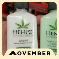 Hempz by Supre Hempz Herbal Moisturizer, 2.25 Ounce uploaded by Alicia H.