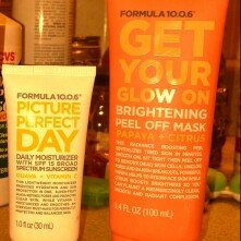 Photo of Formula 10-0-6 Daily Facial Routine Collection uploaded by Jessica F.