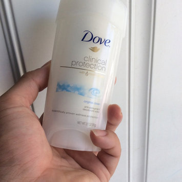 Dove  Clinical Protection Original Clean Anti-Perspirant Deodorant Solid 2.7 Oz Box uploaded by Bunseng K.