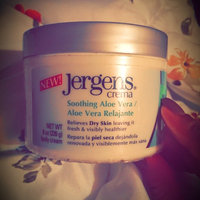 JERGENS® Crema Soothing Aloe Vera Body Cream uploaded by Eileen P.