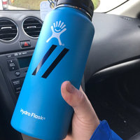Hydro Flask Insulated Wide Mouth Stainless Steel Water Bottle, 32-Ounce [] uploaded by Dalton F.
