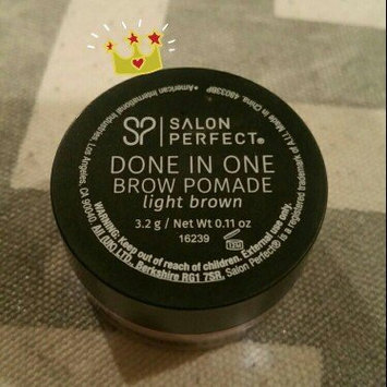 Photo of Salon Perfect Perfect Brow Pomade, Light Brown, 0.11 oz uploaded by Ofelia G.