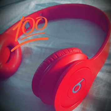 Photo of BEATS by Dr. Dre Beats by Dre Solo HD Drenched in Red uploaded by Jenny G.