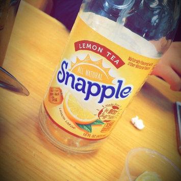 Photo of Snapple Lemon Tea uploaded by Estephanie G.