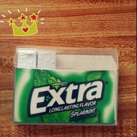Extra Spearmint Sugar-Free Gum uploaded by Destiny F.