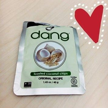 Dang Original Recipe Coconut Chips uploaded by Cristina R.