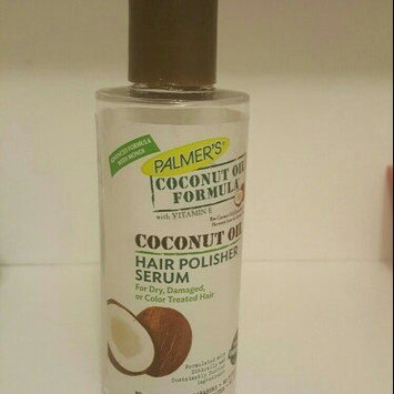 Palmers Palmer's Coconut Oil Formula Shine Serum Hair Polisher 6-oz. uploaded by Reyna C.