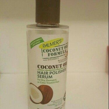 Palmers Palmer's Coconut Oil Formula Shine Serum Hair Polisher 6-oz. uploaded by Reyna C.