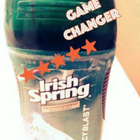 Irish Spring Deodorant Icy Blast uploaded by Shannon J.