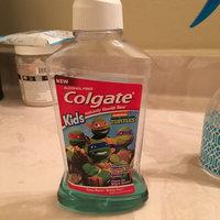 Colgate Kids Mouthwash, Turtle Power Bubble Fruit, 16.9 fl oz uploaded by Fernanda M.