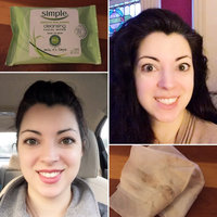 Simple Cleansing Wipes uploaded by Brittany T.