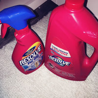 Resolve Carpet Cleaner Pet Stain Remover uploaded by Trisha L.