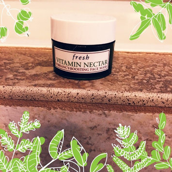 Fresh Vitamin Nectar Vibrancy-Boosting Face Mask 3.3 oz uploaded by Megan Z.