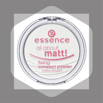Essence All About Matt! Fixing Compact Powder uploaded by Raghad K.
