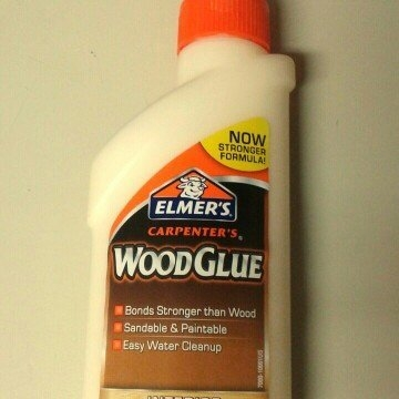 Elmer's Carpenter's Wood Glue Interior uploaded by Takesha W.