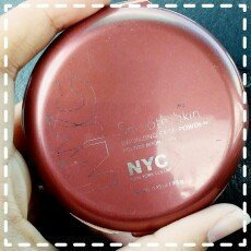 NYC Smooth Skin Bronzing Face Powder uploaded by Daniela A.