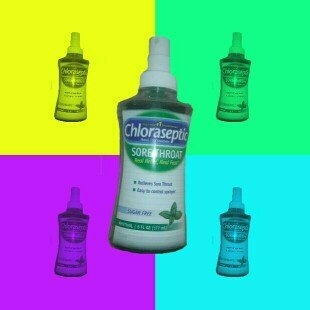 Chloraseptic Sore Throat Spray uploaded by Courtney B.