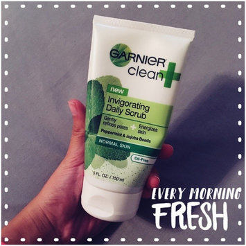 Garnier Clean + Invigorating Daily Scrub For Normal Skin - 5 fl oz uploaded by Marielisa A.