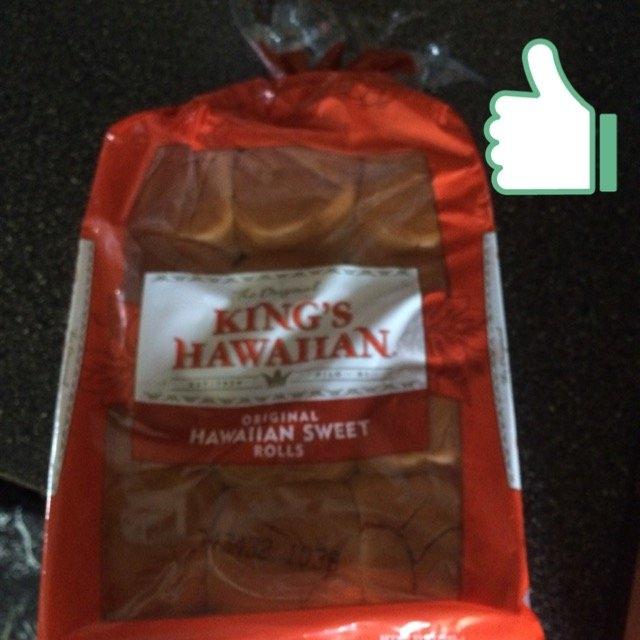 King's Hawaiian Original Hawaiian Sweet Rolls uploaded by Kaelin A.
